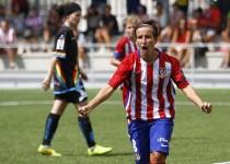 El Rayo Vallecano, primer rival del Atleti Féminas