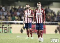 Resultado Atlético de Madrid - Benfica en la Champions League 2015 (1-2)