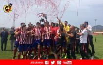 """El Atlético, nuevo """"príncipe"""" de España"""