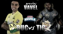 Atlético Bucaramanga vs. Tigres F.C.: tres puntos para levantar cabeza