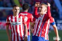 Fotos e imágenes del Atlético de Madrid 1-0 Rayo Vallecano, jornada 36