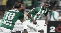 Atlético Nacional sigue imparable: venció 2-0 a Peñarol de Uruguay