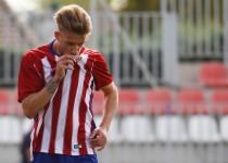 El Atlético juvenil golea al Galatasaray y se clasifica para octavos de la Youth League