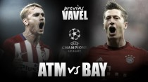 Atletico Madrid - Bayern Munich Preview: Will the Bavarians get the away goal at the Calderon?