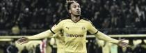Aubameyang devuelve la sonrisa al Dortmund