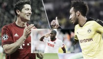 Bundesliga, corsa al titolo di capocannoniere: una poltrona per tre