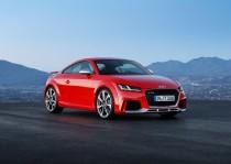 Nuevo Audi TT RS: 400 caballos que huelen a R8