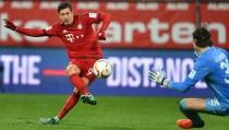 Bundesliga - Vince facile il Bayern, crollano in casa Werder Brema e Wolfsburg