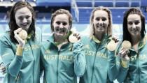 Depresión post-olímpica en la natación australiana