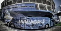 El Málaga viajará el mismo día del partido a Granada