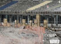 El Cabildo anuncia una ampliación de plazos en las obras del Estadio