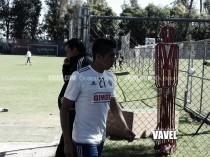 David Ramírez trabaja para estar a tope y aportar al equipo