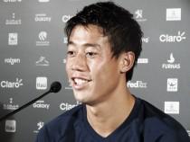 Estrela do Rio Open, Nishikori nega desgaste físico e anseia por estreia contra brasileiro