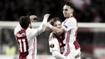 El Ajax sentencia el liderato de su grupo
