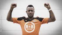 Jordan Ayew signe à Lorient