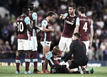 Andre Ayew out for four months