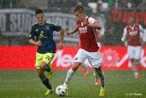Resultado Ajax - AZ (0-1)