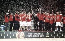 Legabasket Serie A - Milano vola a Caserta, Avellino va a Brescia