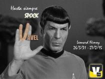 Hasta siempre Leonard Nimoy