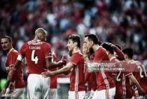 Benfica x Marítimo: 10 minutos para resolver, 45 para descansar