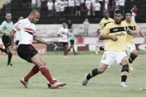 Botafogo-SP sai na frente, mas cede empate ao São Bernardo e segue sem vencer no Paulistão