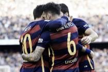 FC Barcelona 2-1 Atletico Madrid: Vital win for Blaugrana against Colchoneros