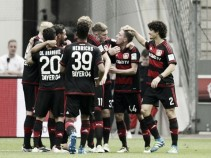 Bayer Leverkusen 3-2 FC Ingolstadt 04: Schmidt ends season with a home win over die Schanzer