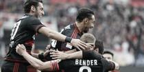 Bayer Leverkusen 2-1 Hertha BSC: Die Werkself secure Champions League berth for third year running
