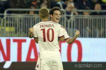 Cagliari 1-1 AC Milan: Bonaventura's terrific strike cancels out Ibarbo's opener