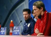 """Torres: """"En el Atlético morimos unos por los otros. No cambiaría a un sólo miembro de este equipo"""""""