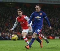 Puntuaciones del Arsenal 1-2 Manchester United de la jornada 12 de la Premier League
