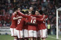 Benfica gana y vuelve a sonreír