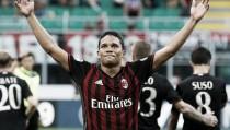 """Milan, le verità di Bacca: """"Mercato chiuso per me, con Montella sì che mi diverto"""""""