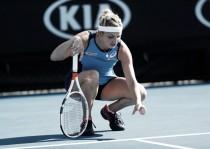 Australian Open: Timea Bacsinszky gets past Camila Giorgi in a tough match
