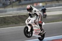 Moto3, GP Gran Bretagna: prima fila tutta italiana, pole a Bagnaia