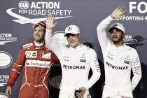 Bottas supera Hamilton no fim e faz primeira pole da carreira no Bahrein