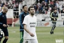 Roberto Trashorras será baja para el encuentro frente al Atlético