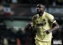 Cédric Bakambu regresó tras su lesión