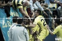 El Villarreal también sabe remar a contracorriente
