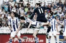 La contracrónica del Real Sociedad - Real Madrid: Bale avistó el oasis
