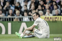 Gareth Bale vuelve a caer