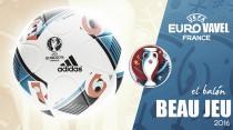 Balón de la Euro 2016: 'Beau Jeu', garantía para el juego bonito