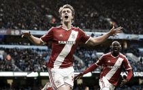 Former Championship loan star Bamford rejects Newcastle talks