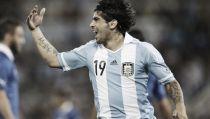 Banega, convocado con Argentina