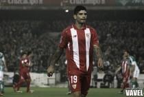 El Sevilla prosigue con su recuperación