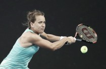 Australian Open: Barbora Strycova earns comfortable win over Elizaveta Kulichkova