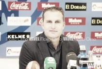 """Rubén Baraja: """"Tenemos que hacer un partido muy completo"""""""