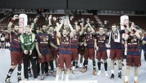 El Barça sufre para lograr la Supercopa