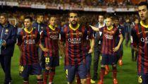 Live Liga BBVA : le match FC Barcelone - Getafe en direct