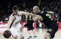 Olympiacos - FC Barcelona: lucha sin tregua en el Pireo